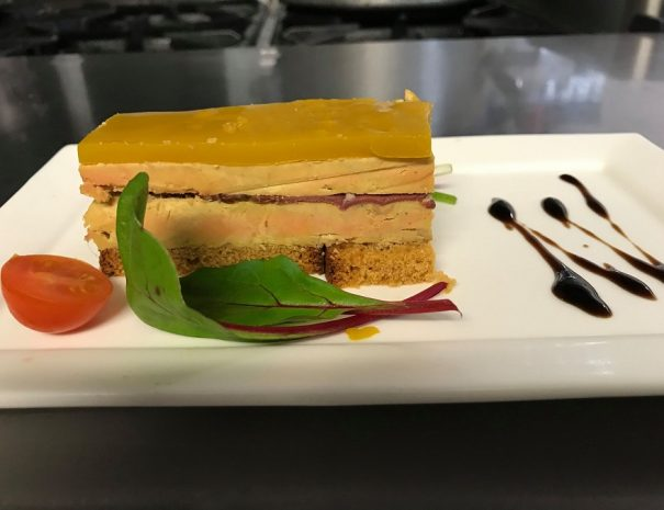 foie gras restaurant tetras lyre